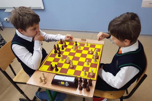 Turniej szachowy klasy 2
