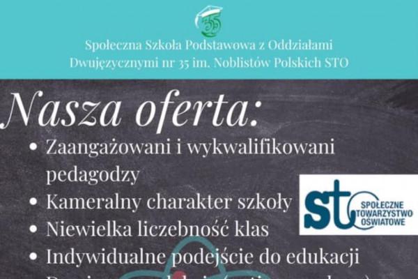 Terminarz rekrutacji w roku szkolnym 2020/2021