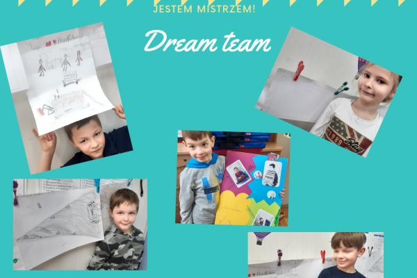 Dream team 1A